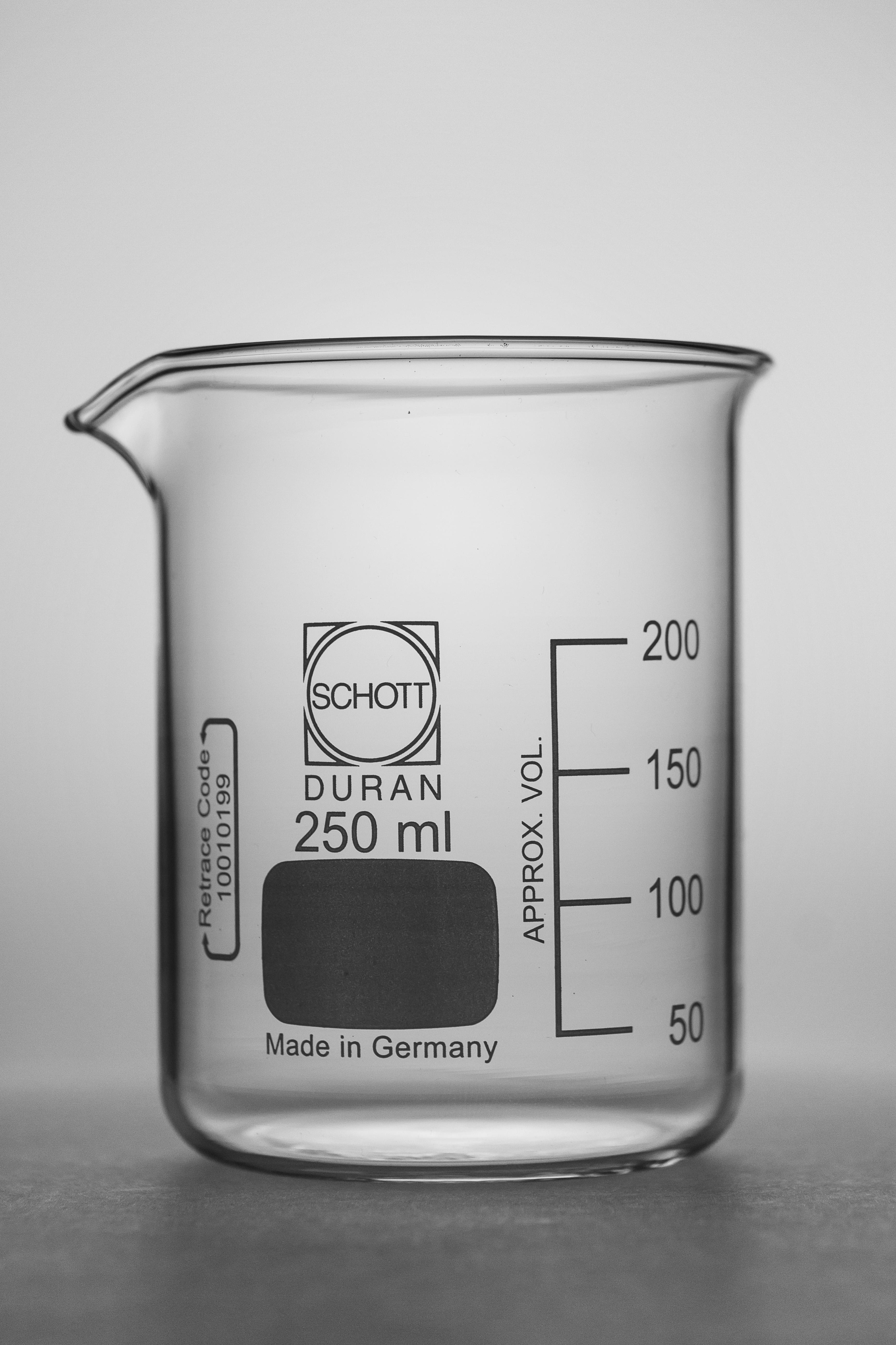 Ml Glass Beaker Price