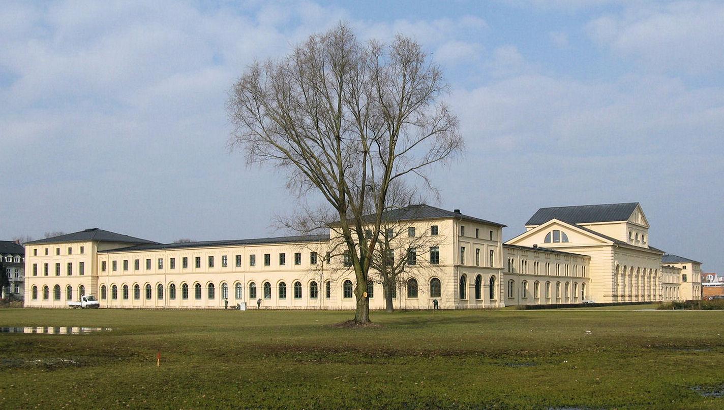 Marstall, Landtag Mecklenburg