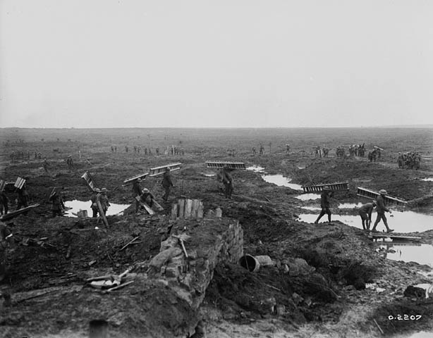 File Second Battle Of Passchendaele Movement And Traffic