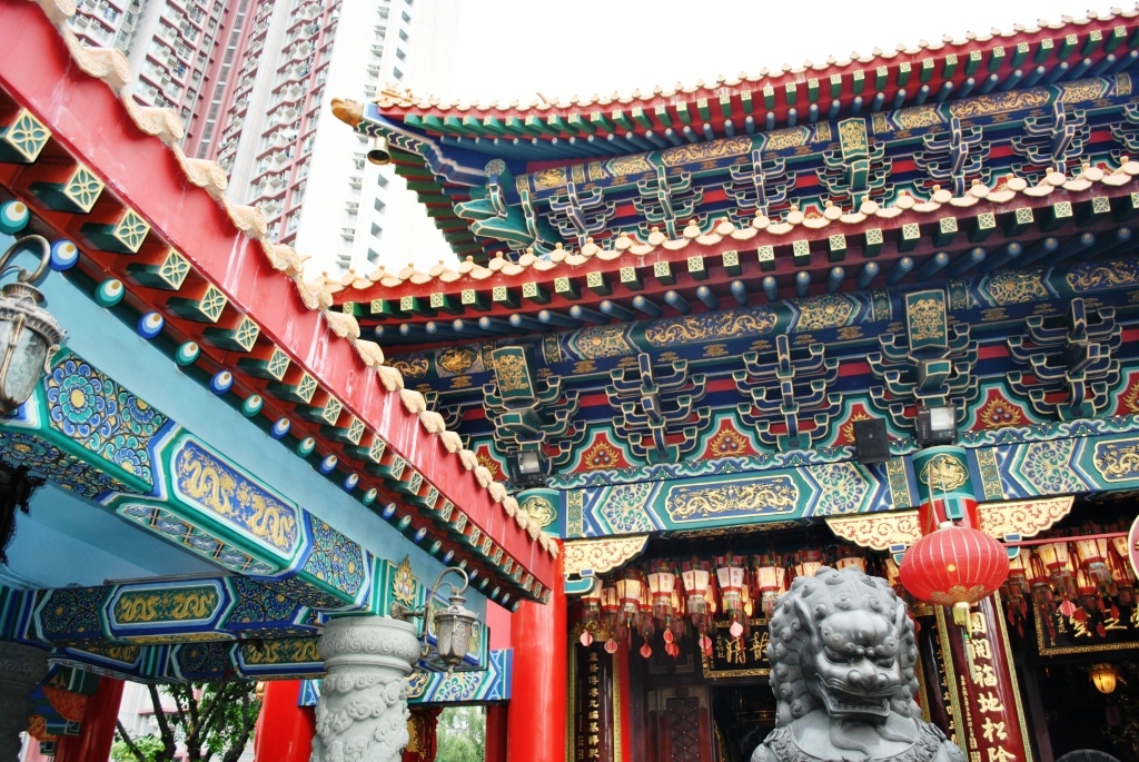 Image result for Wong Tai Sin Temple