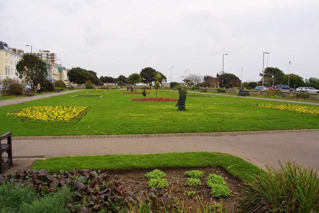 Southsea Promenade Gardens - geograph.org.uk - 1297390