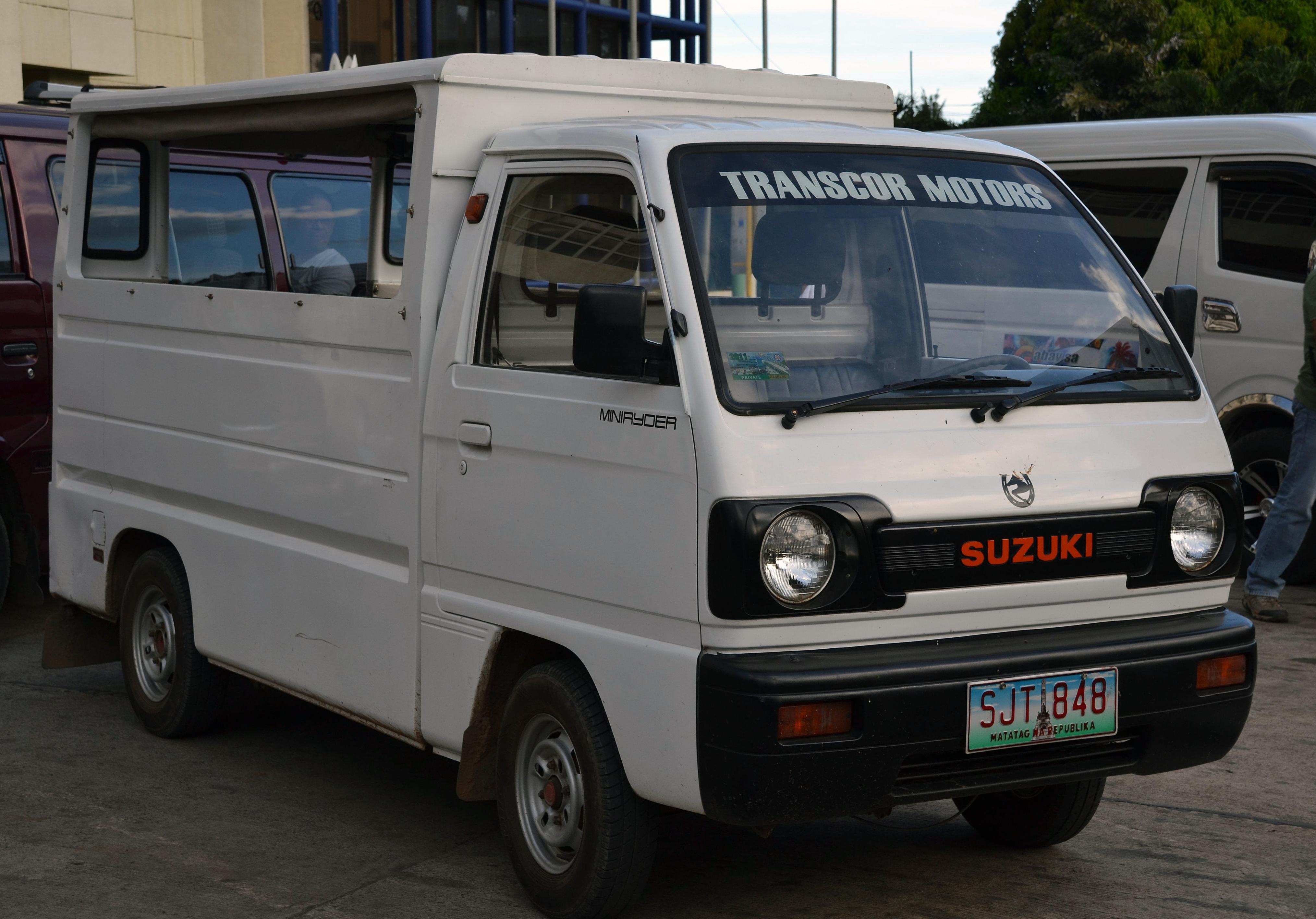 Suzuki Van Van Price