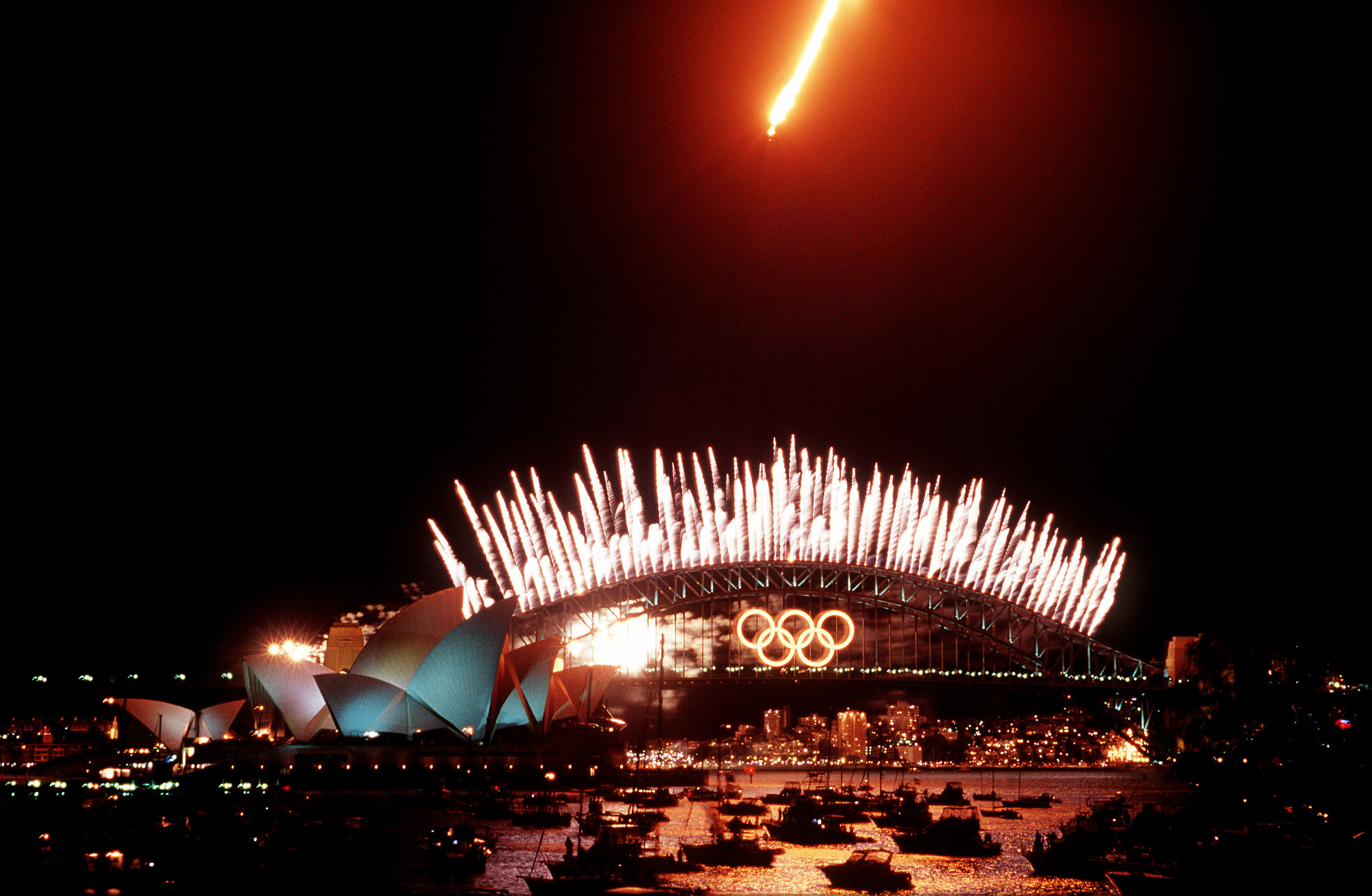 sport added to 2000 olympics in sydney - photo#4