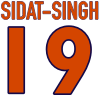 Syracuse retired number 19.png