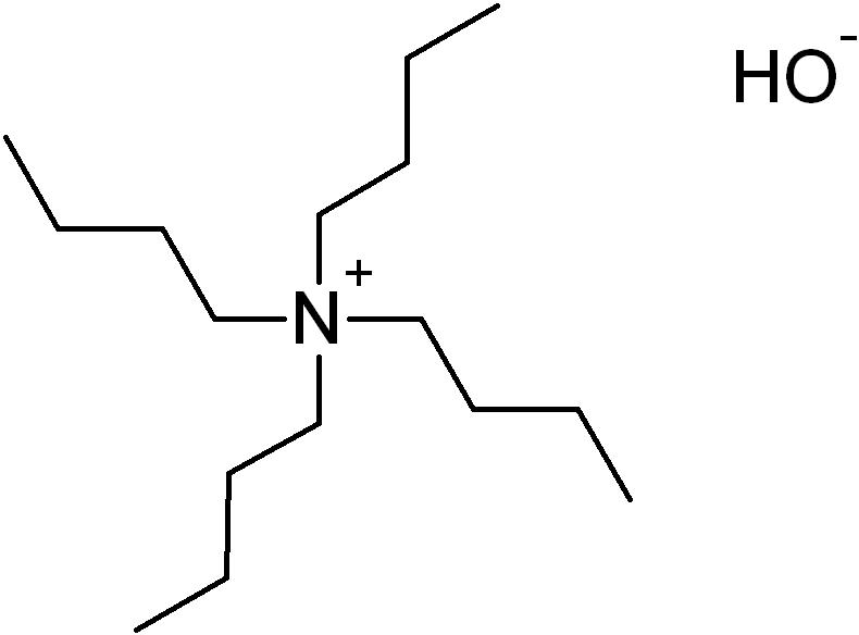 Tetrabutylammonium Hydroxide Wikipedia