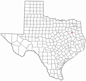 Coffee City, Texas Town in Texas, United States