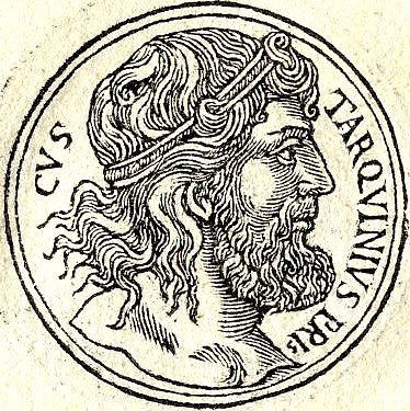 Tarquinius-Priscus was the fifth King of Rome ...