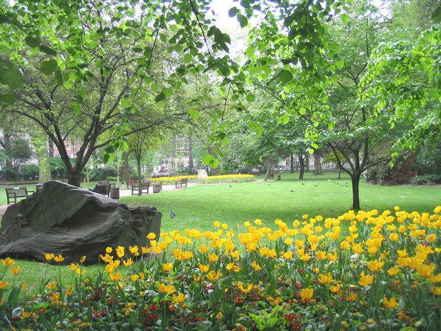 FileTavistock Square Gardens Camden