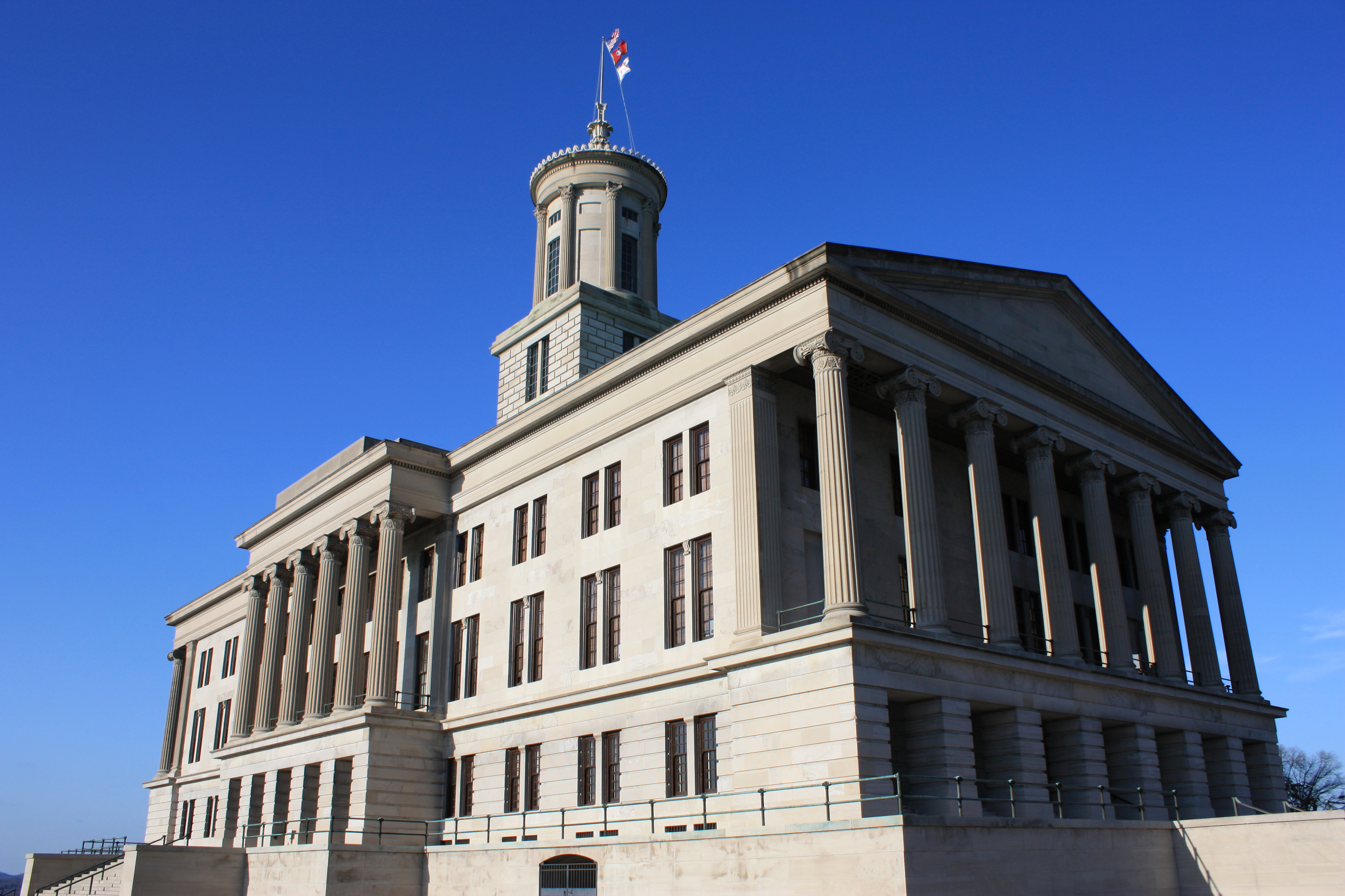 Image result for tennessee state capitol