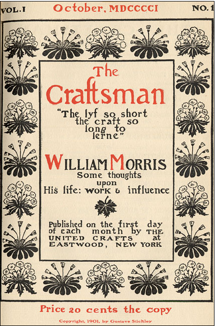 The Craftsman Magazine Wikipedia
