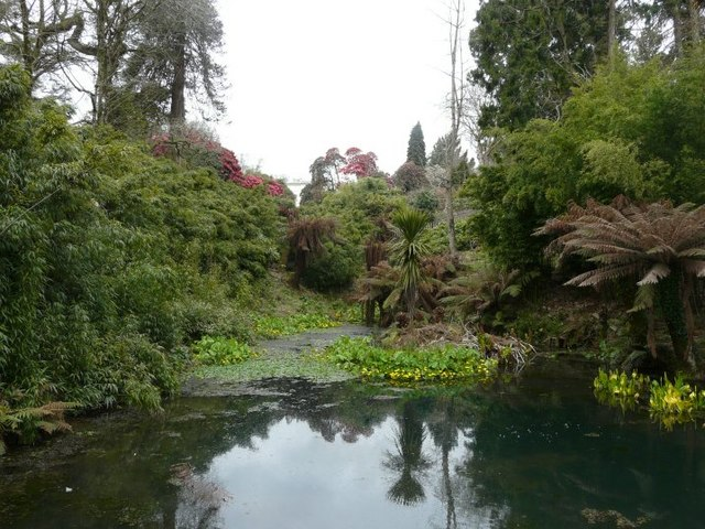 The Lost Gardens of Heligan - geograph.org.uk - 1299818