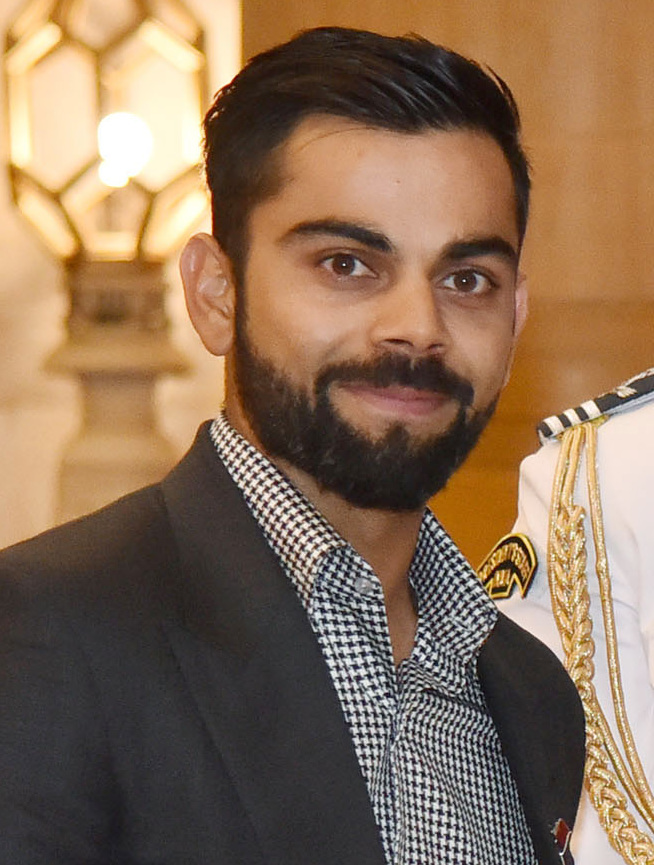 Virat Kohli Wikipedia