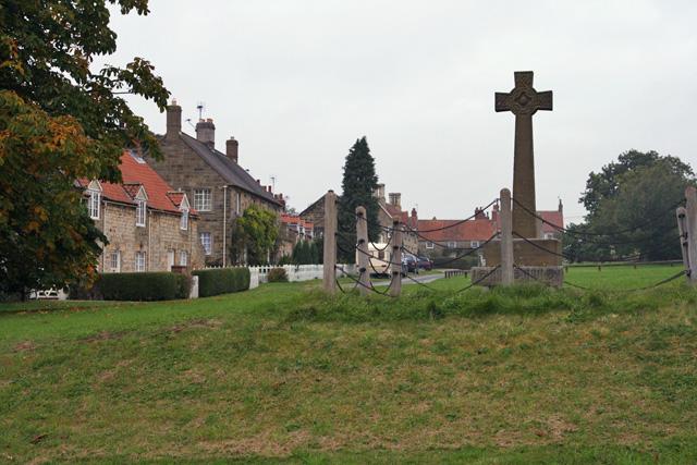 The War Memorial, Coneysthorpe - geograph.org.uk - 1005503
