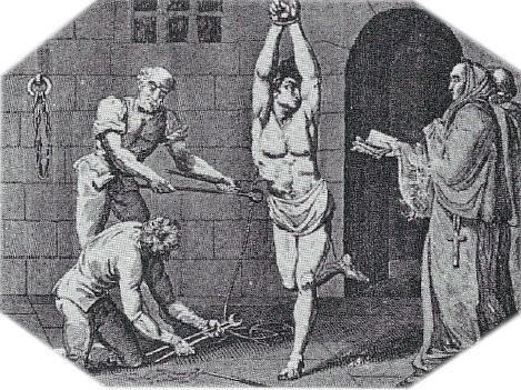Leyenda negra de la Inquisición
