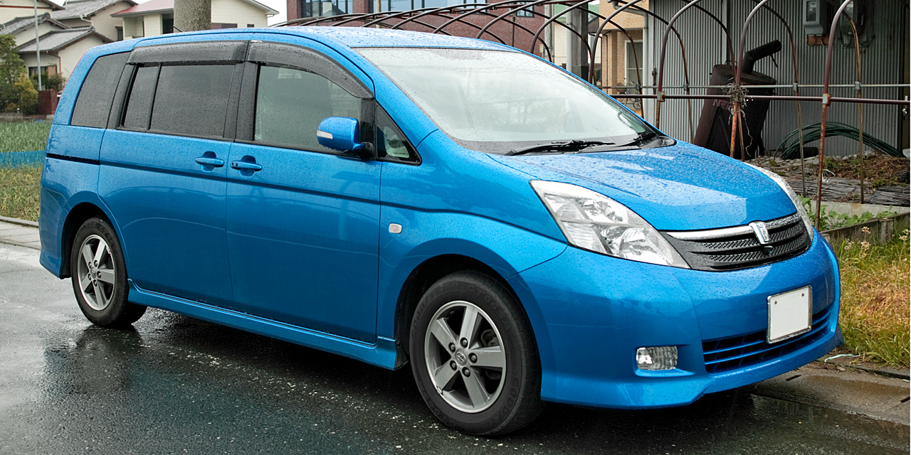 Toyota Isis Wikipedia Hino Engine Coolant Blue