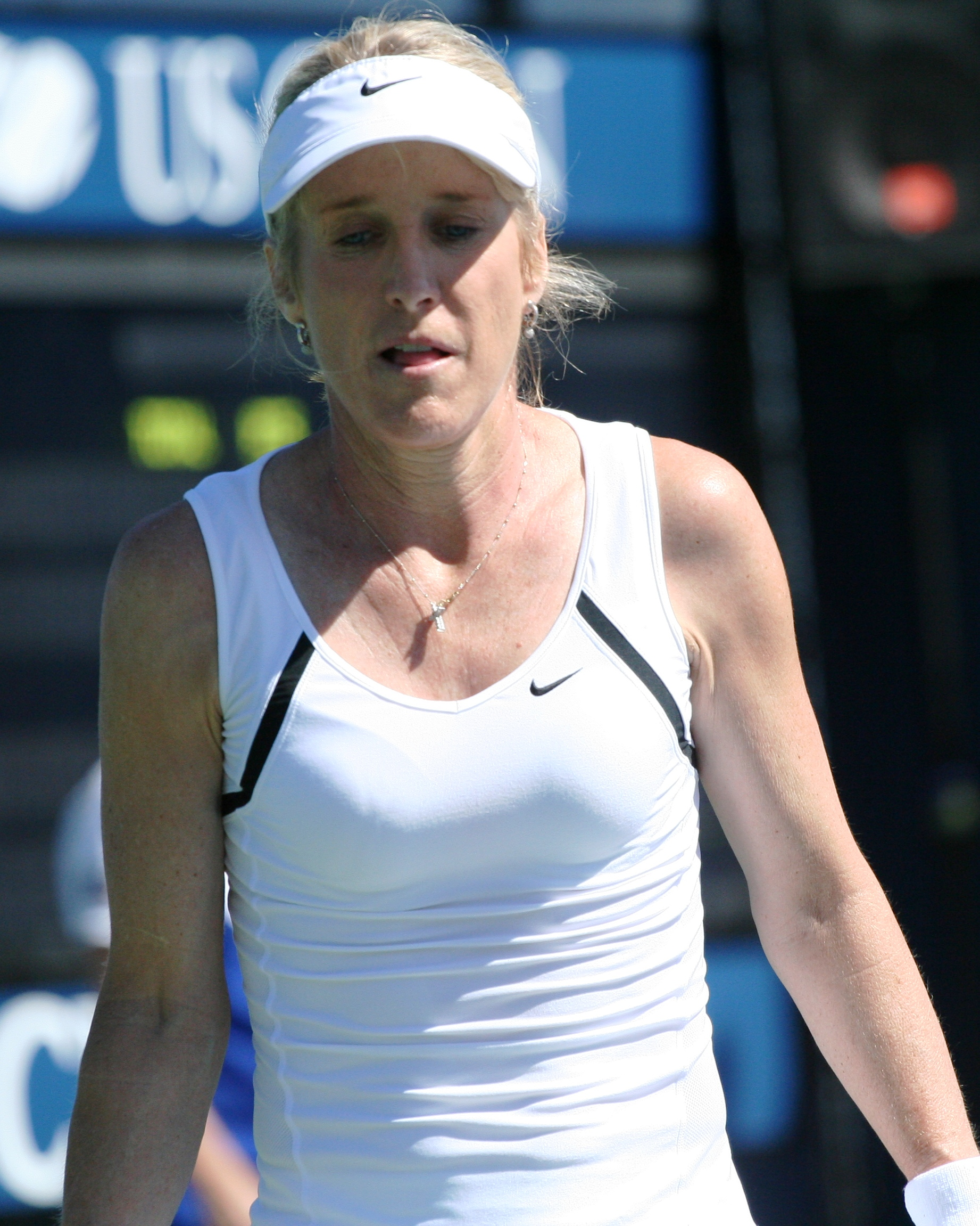 Depiction of Tracy Austin