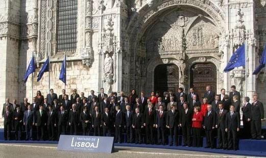 Depiction of Historia del Tratado de Lisboa