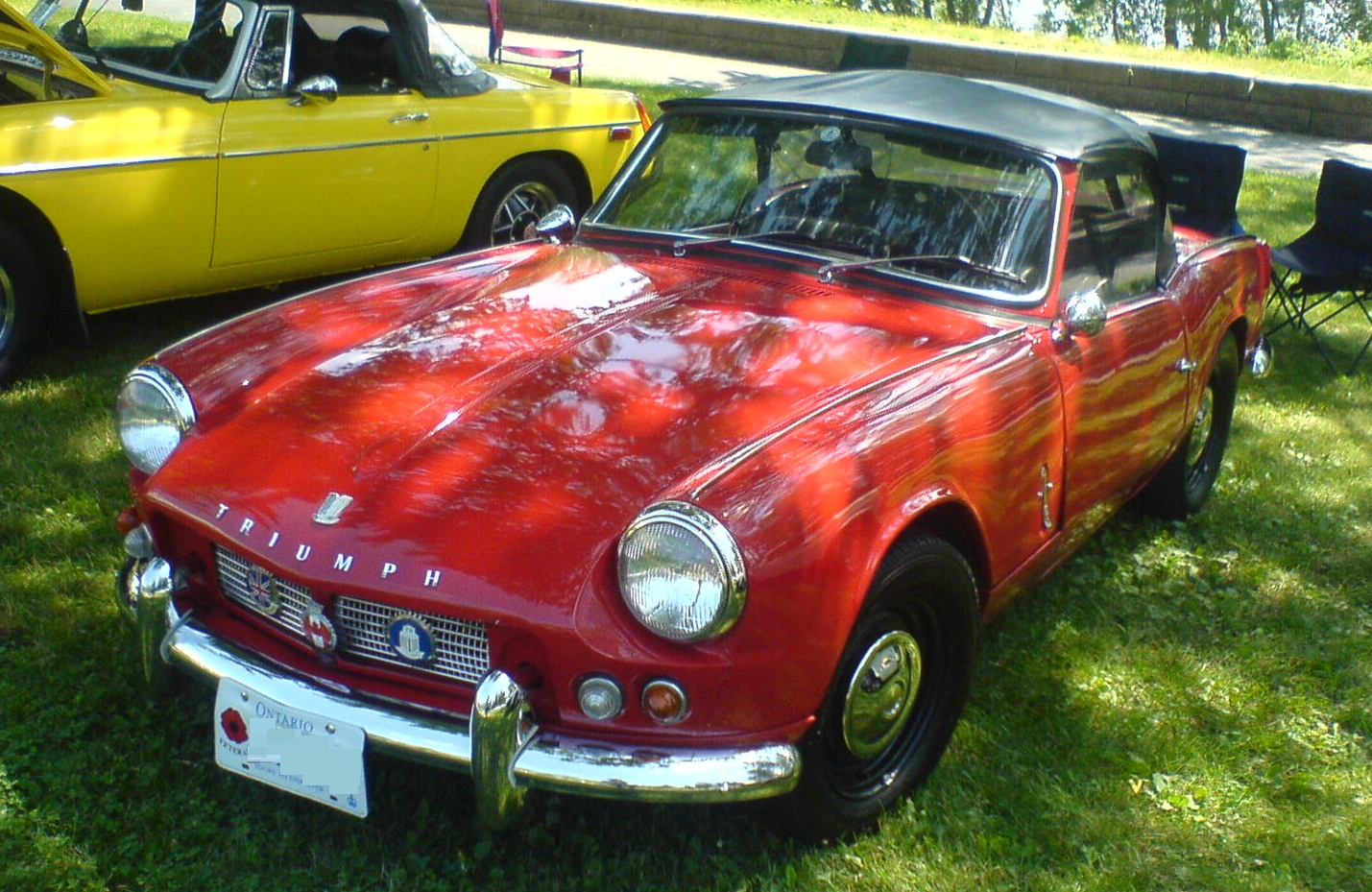 British Sports Cars For Sale In Ontario Canada