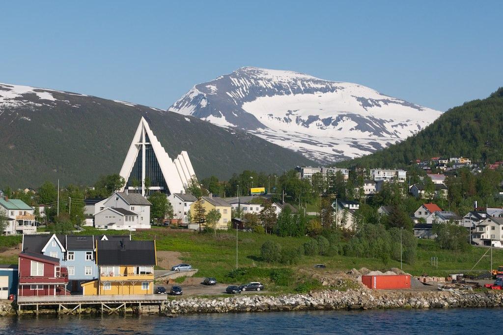 date tromsø Tromsdalen