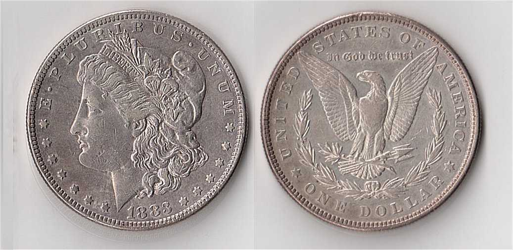 Morgan Dollar Wikipedia