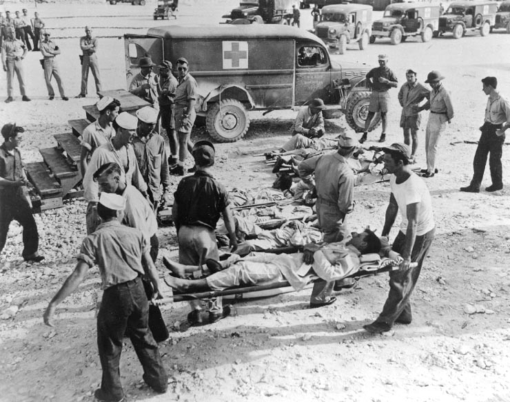 Image result for survivors of the USS Indianapolis