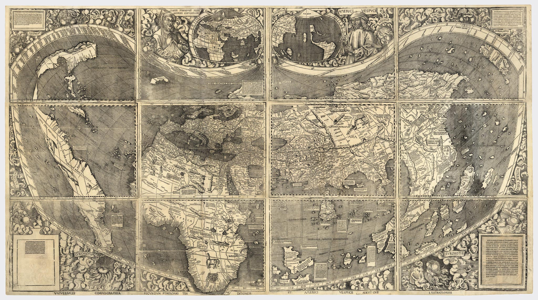 Oldest Known World Map.12 Maps That Changed The World The Atlantic