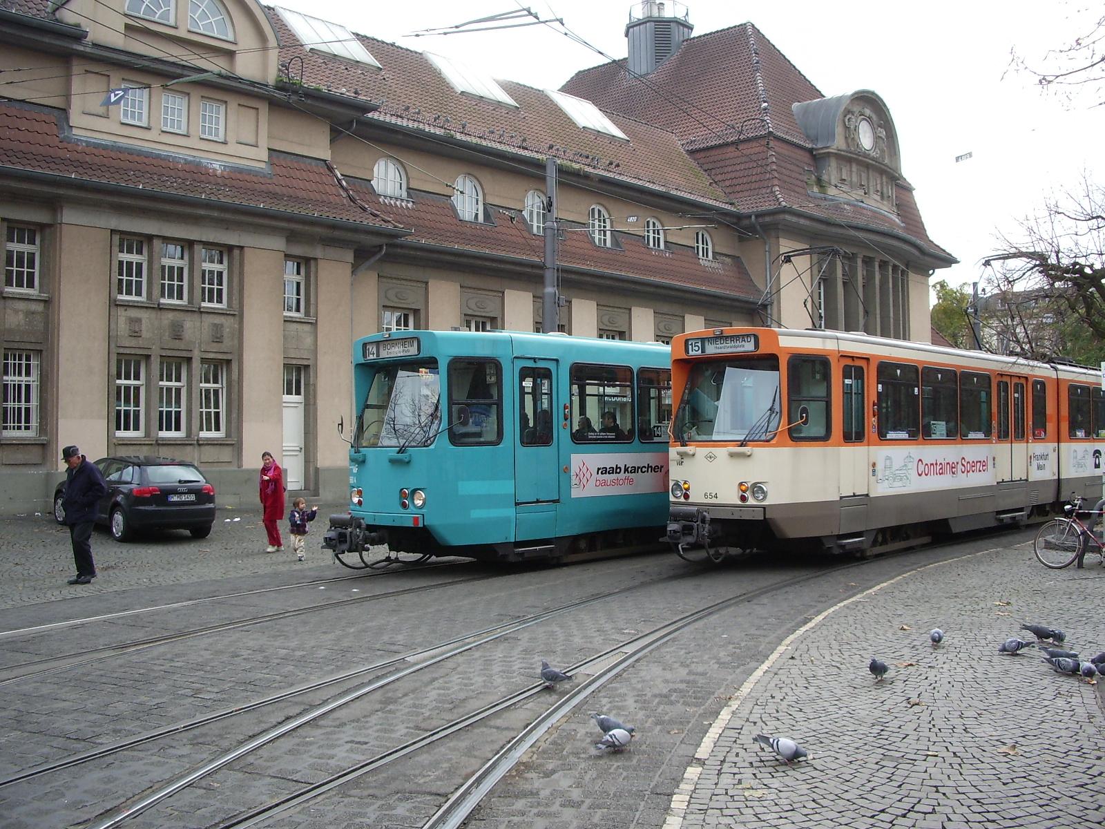 Frankfurt Vgf