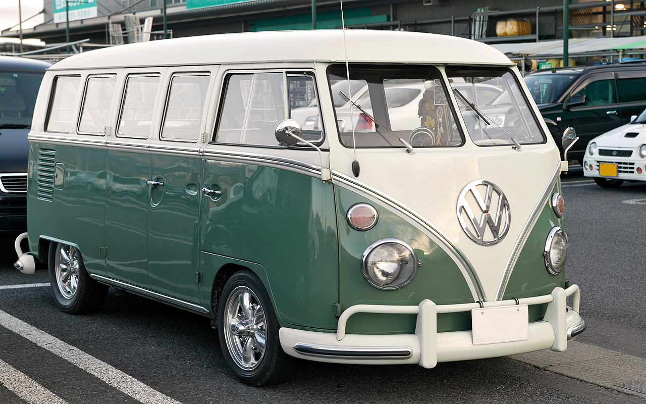 volkswagen type 2 - photo #8
