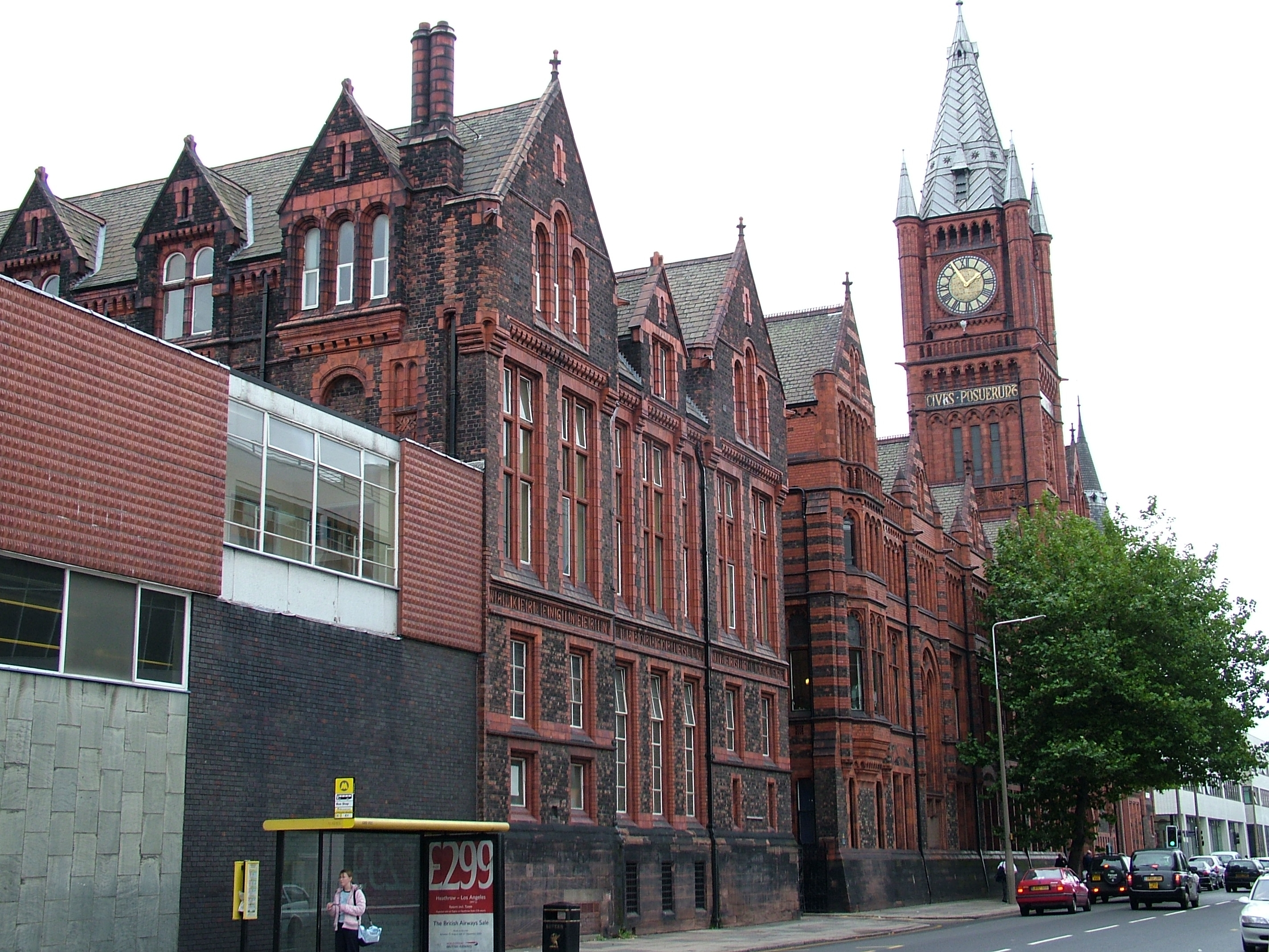 Grade II listed buildings in Liverpool-L3 - Wikipedia