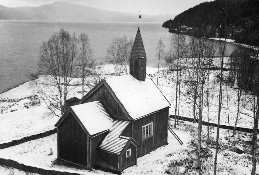 Fil:Handl Sami Chapel, Jmtland, patient-survey.net Wikipedia