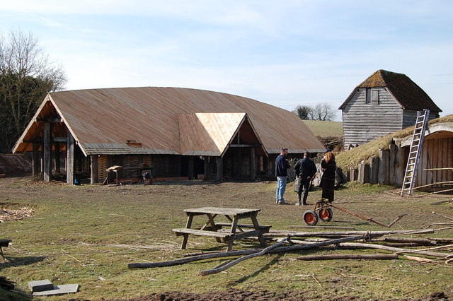 Viking Longhouse Facts For Kids