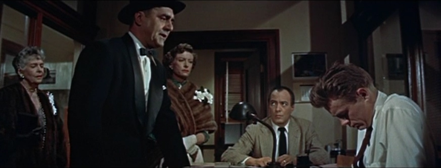 Image result for jim backus and ann doran rebel without a cause