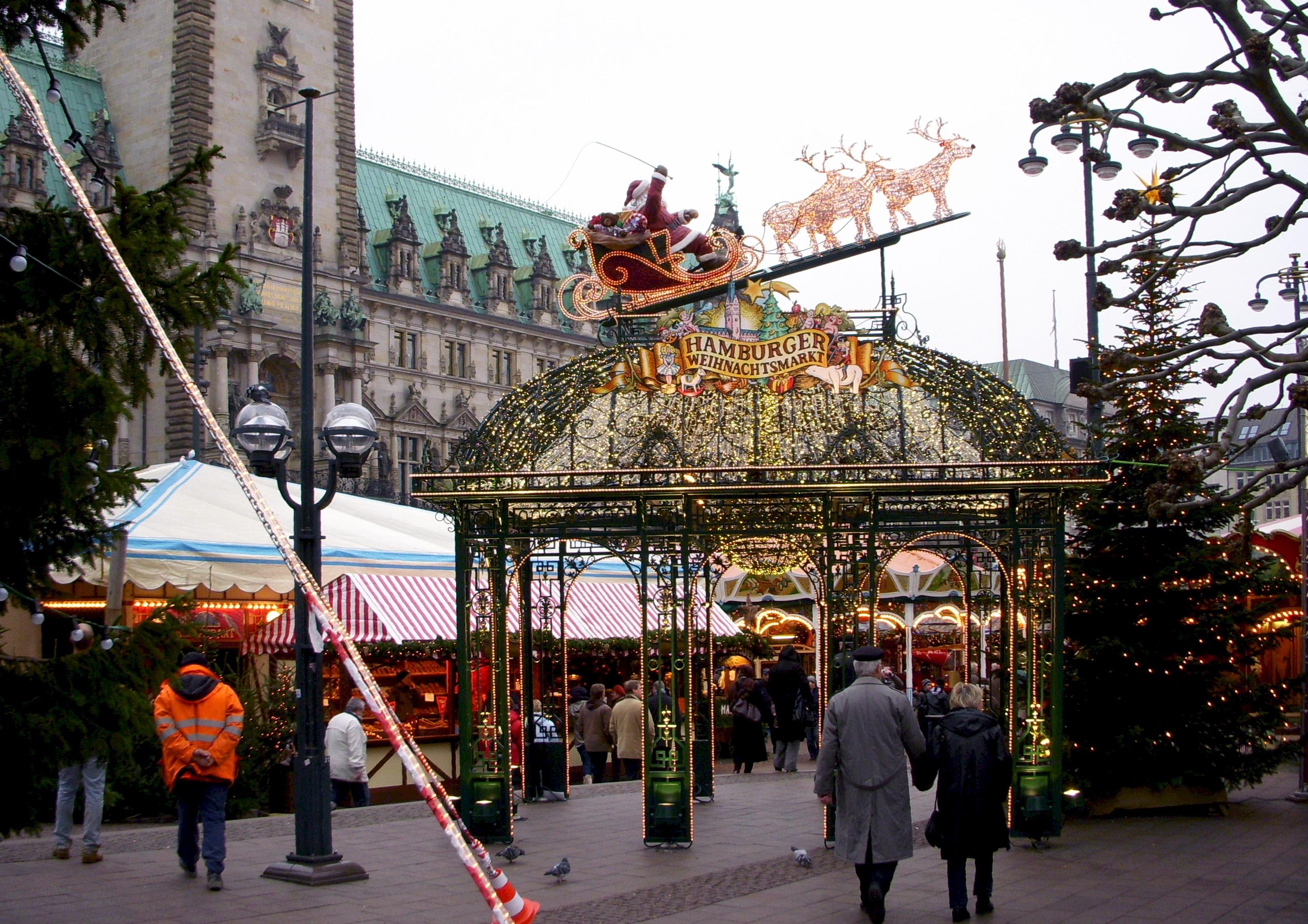 Weihnachtsmarkt I.File Weihnachtsmarkt Hamburg 2008 Jpg Wikimedia Commons