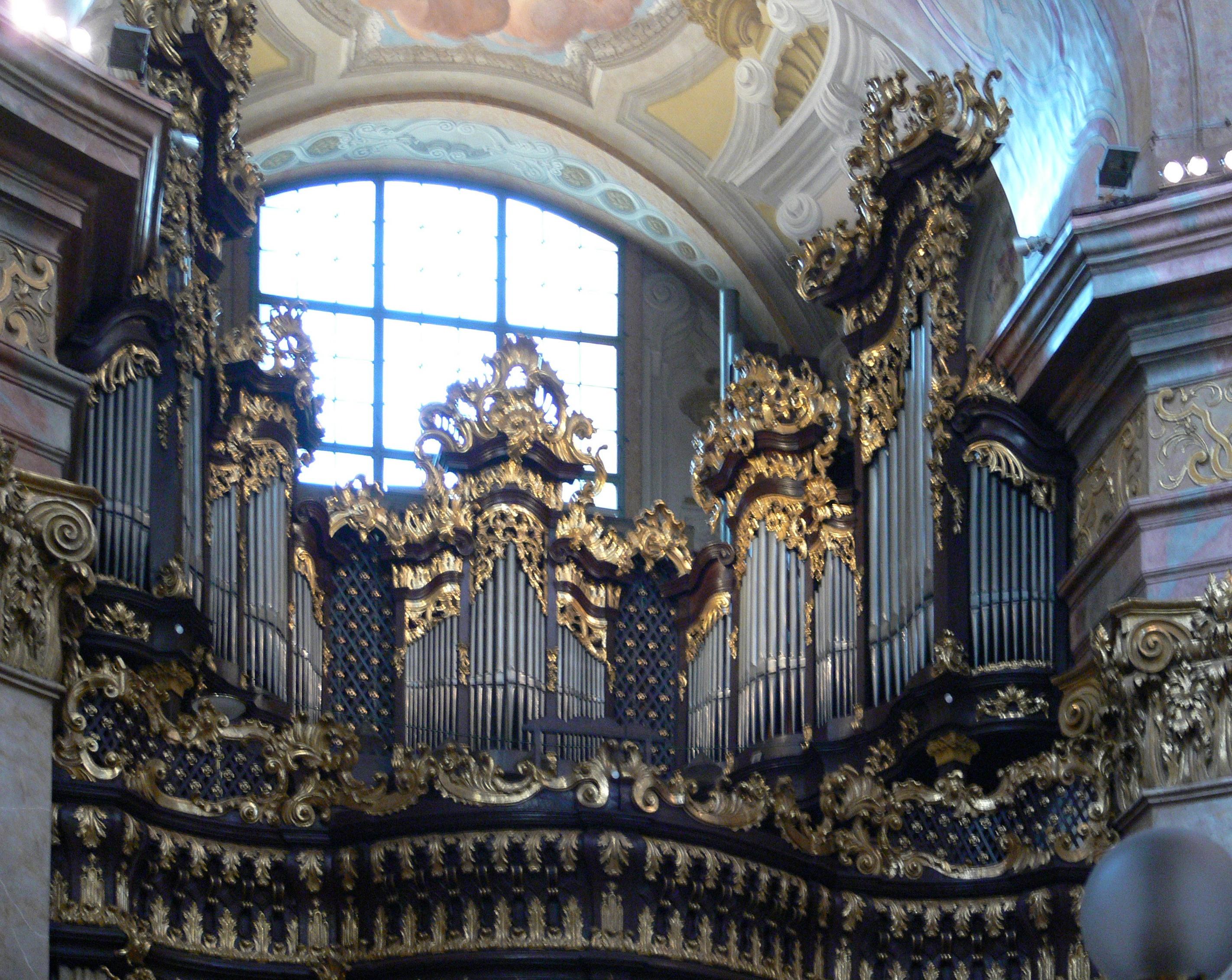 Dateiwien Peterskirche Orgeljpg Wikipedia