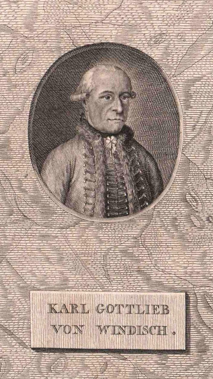 Windisch, Karl Gottlieb von