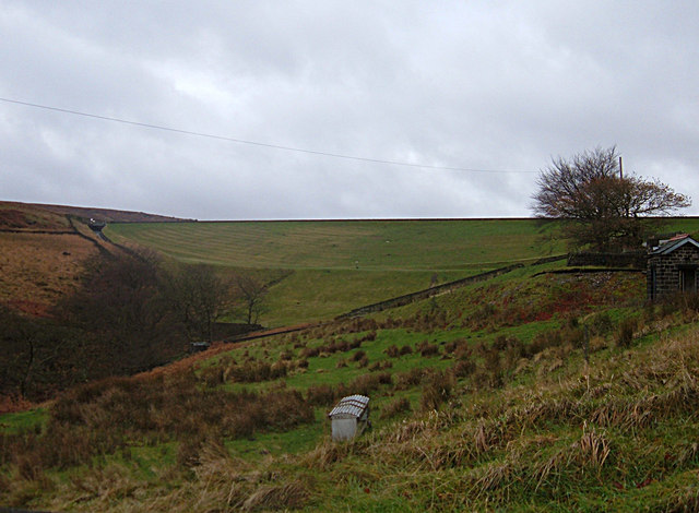 Withens Clough - geograph.org.uk - 620091
