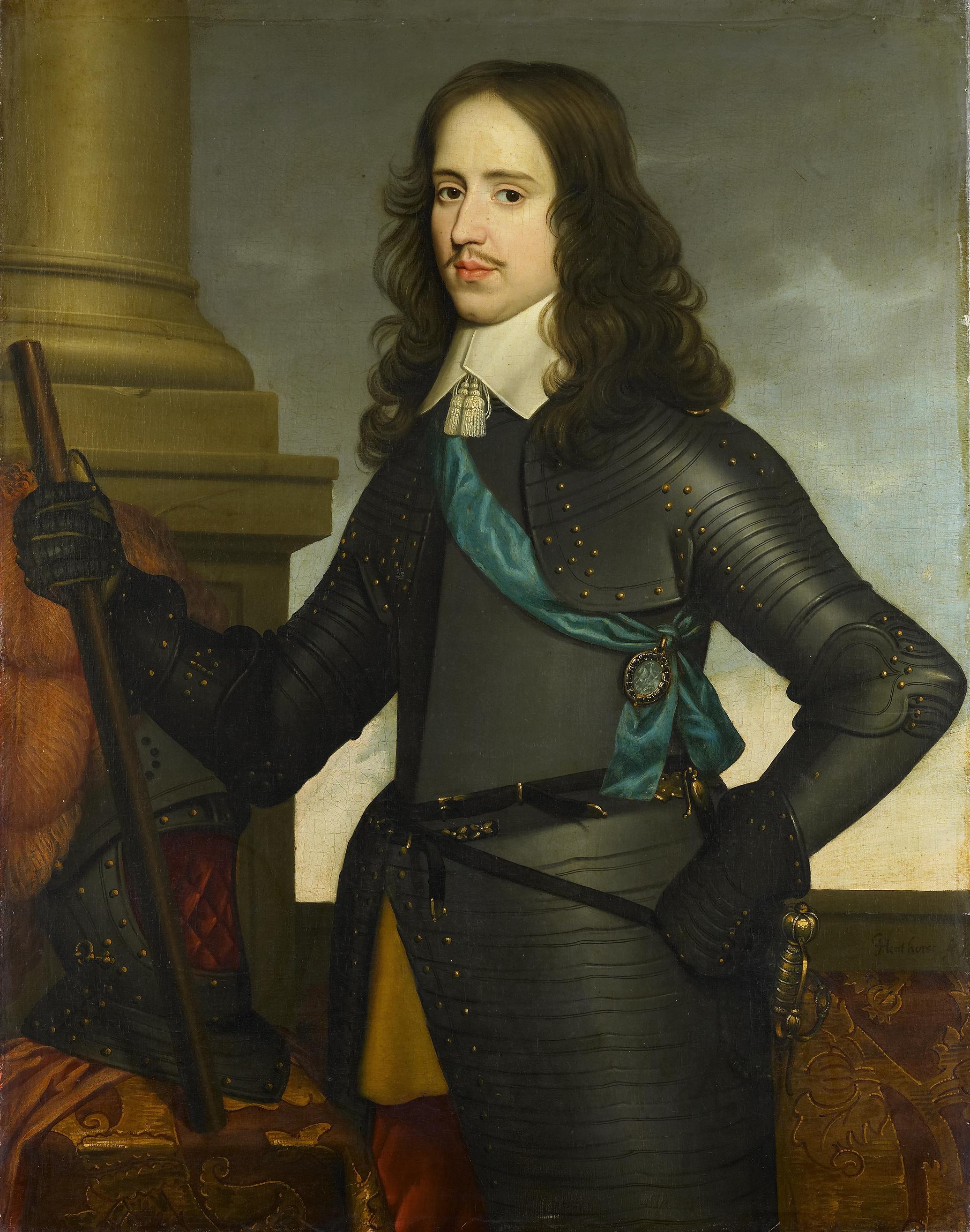 ''William II, Prince of Orange'' (1651)<br/>by [[Gerard van Honthorst]]