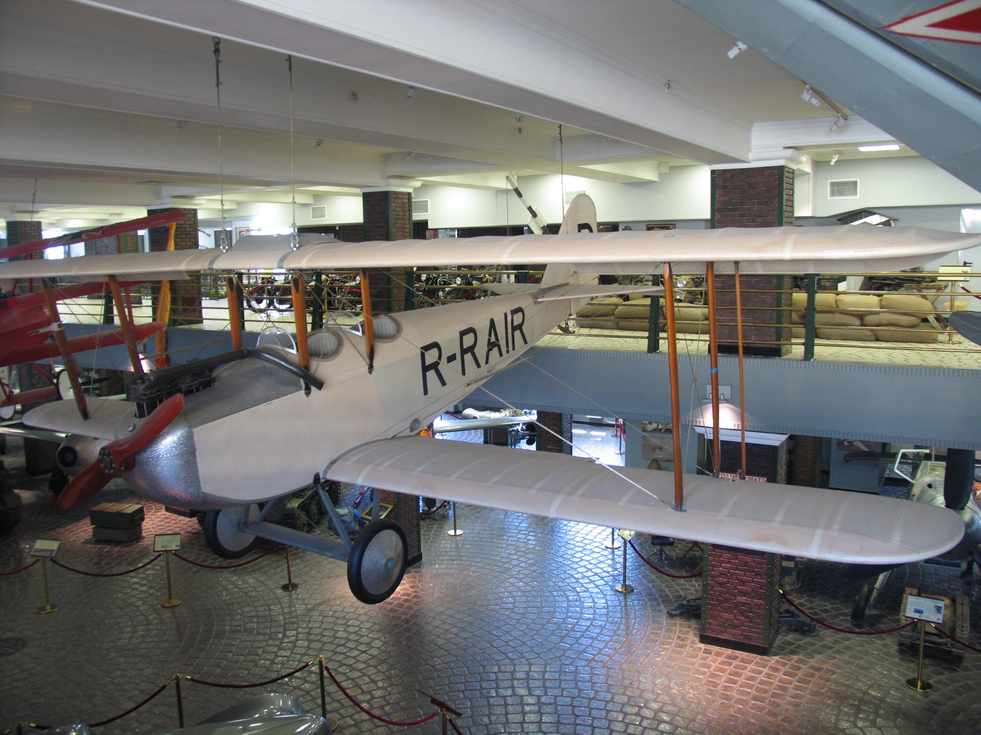 Легендарные самолеты №23 Аир-1 - фото модели, обсуждение