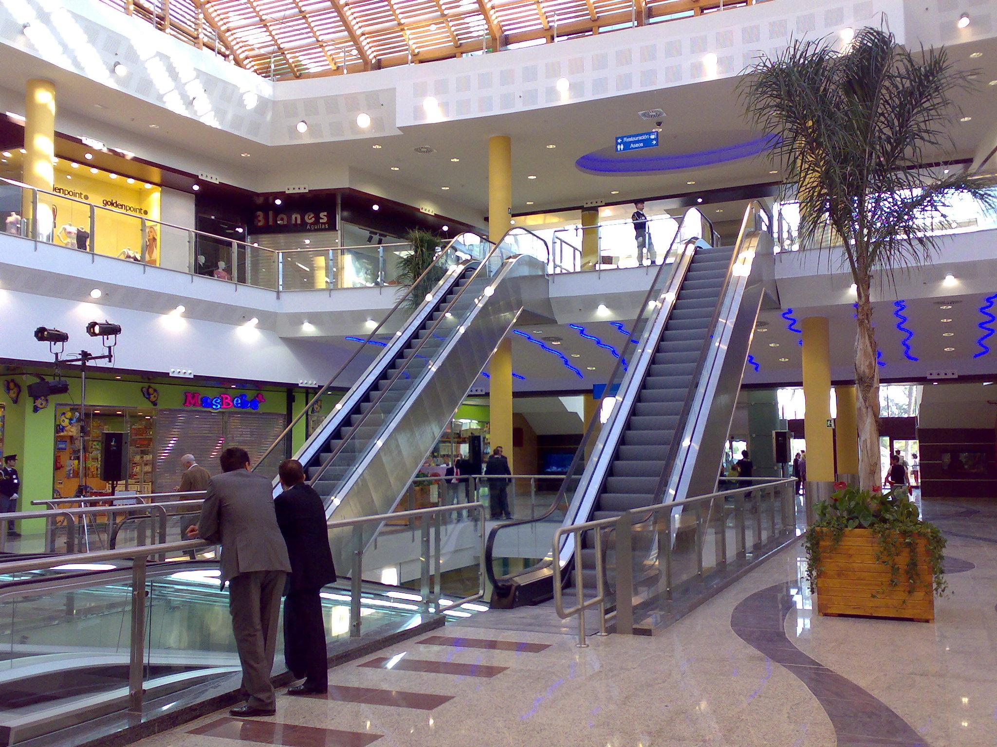 File Guilas Plaza Escaleras Mec Nicas De La