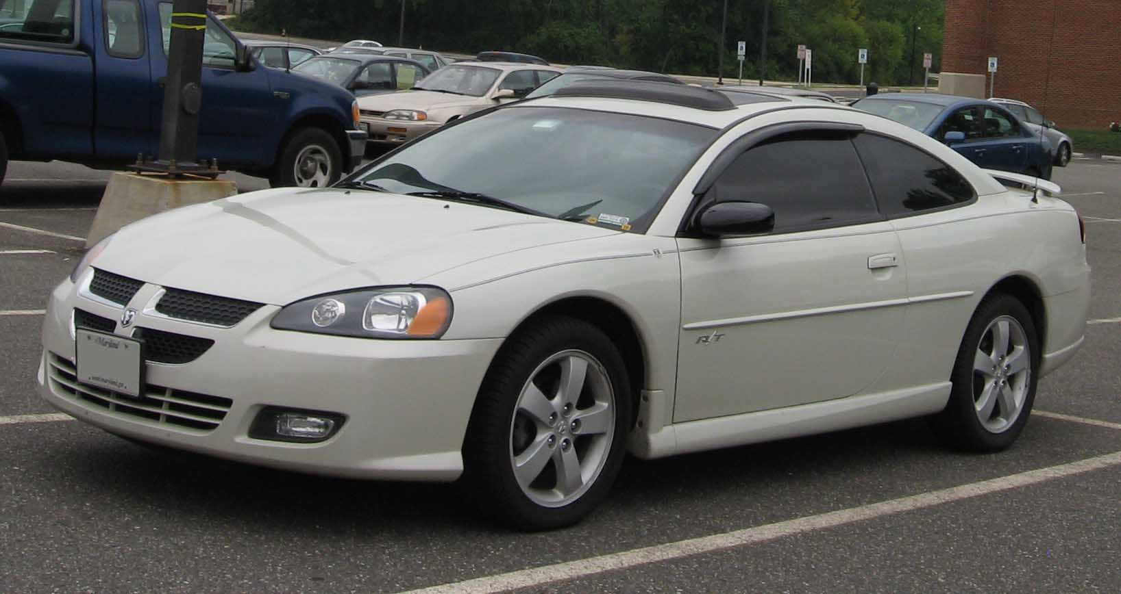 04 dodge stratus coupe: