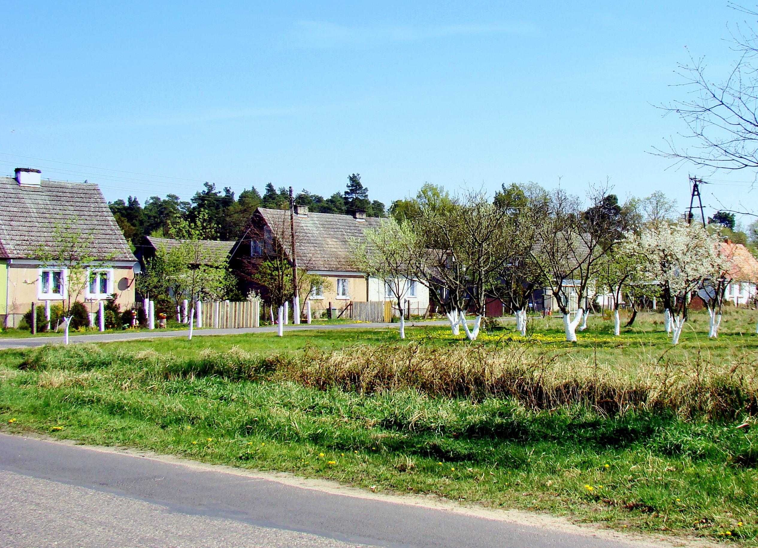 Drogoradz, West Pomeranian Voivodeship