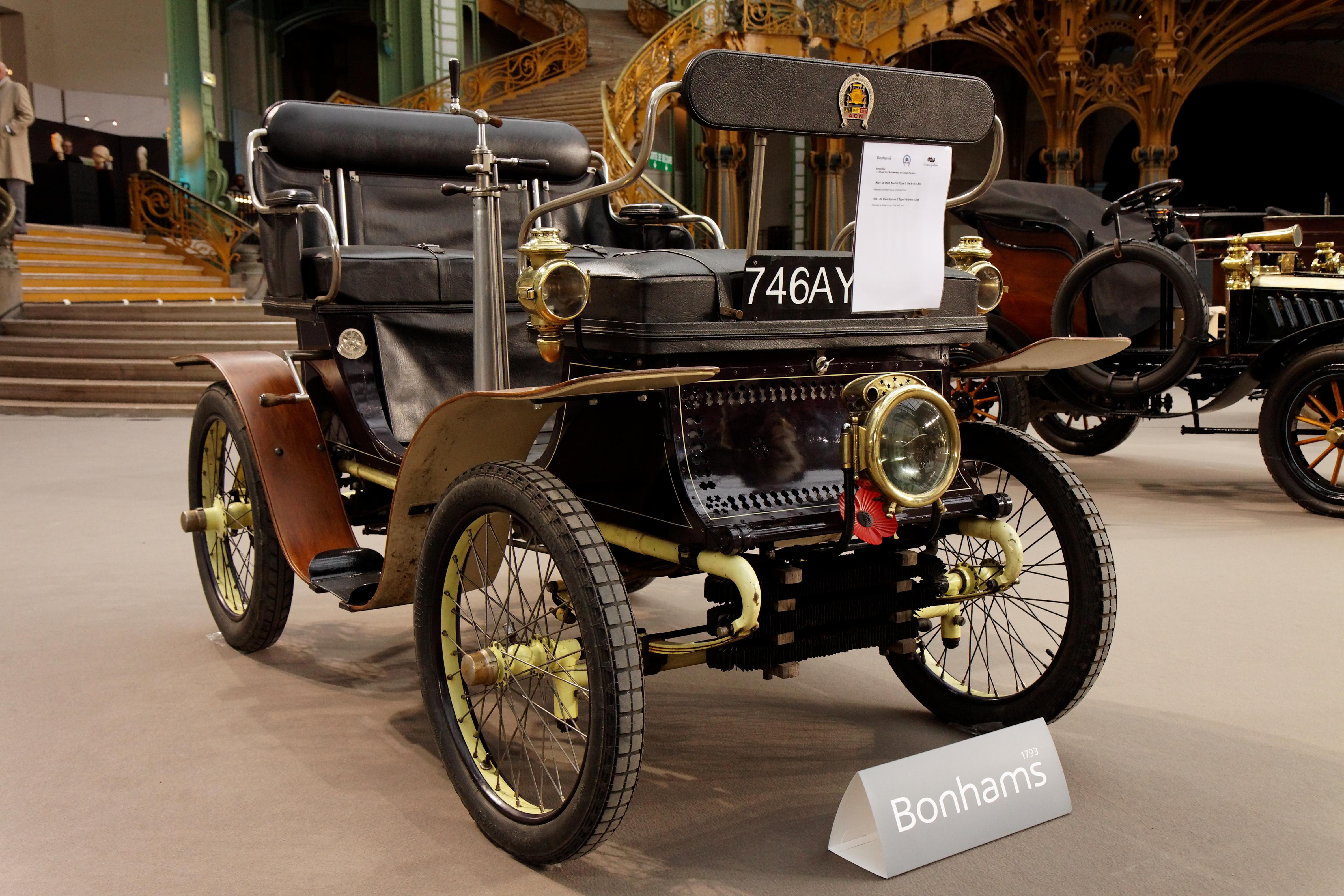 File 110 Ans De L Automobile Au Grand Palais De Dion