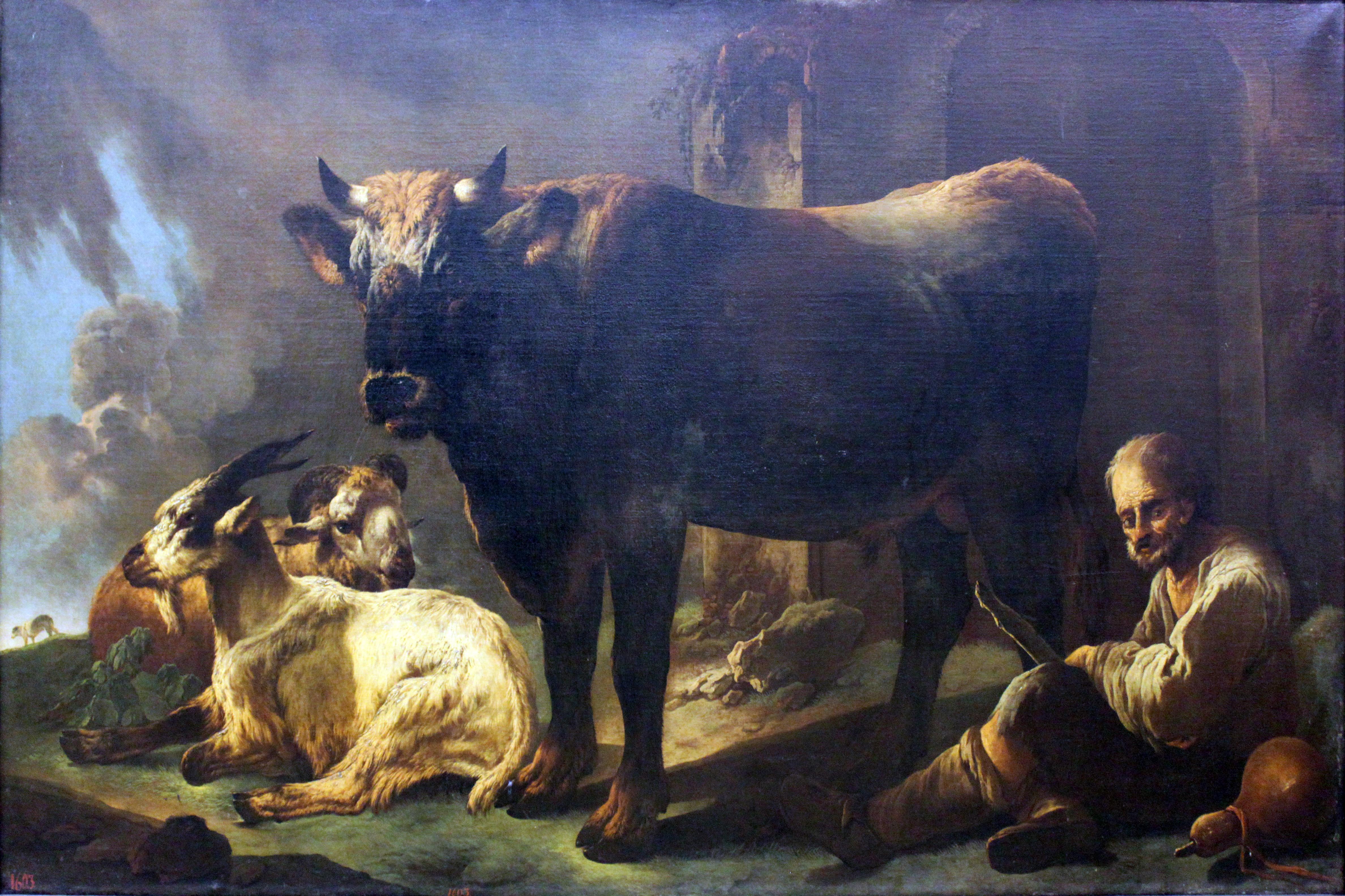 File:1698 Roos Die Herde anagoria.JPG - Wikimedia Commons | {Herde 78}