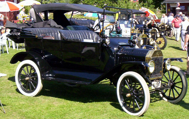 1915 Ford Model T Qualifies For Free Breakdown Assistance