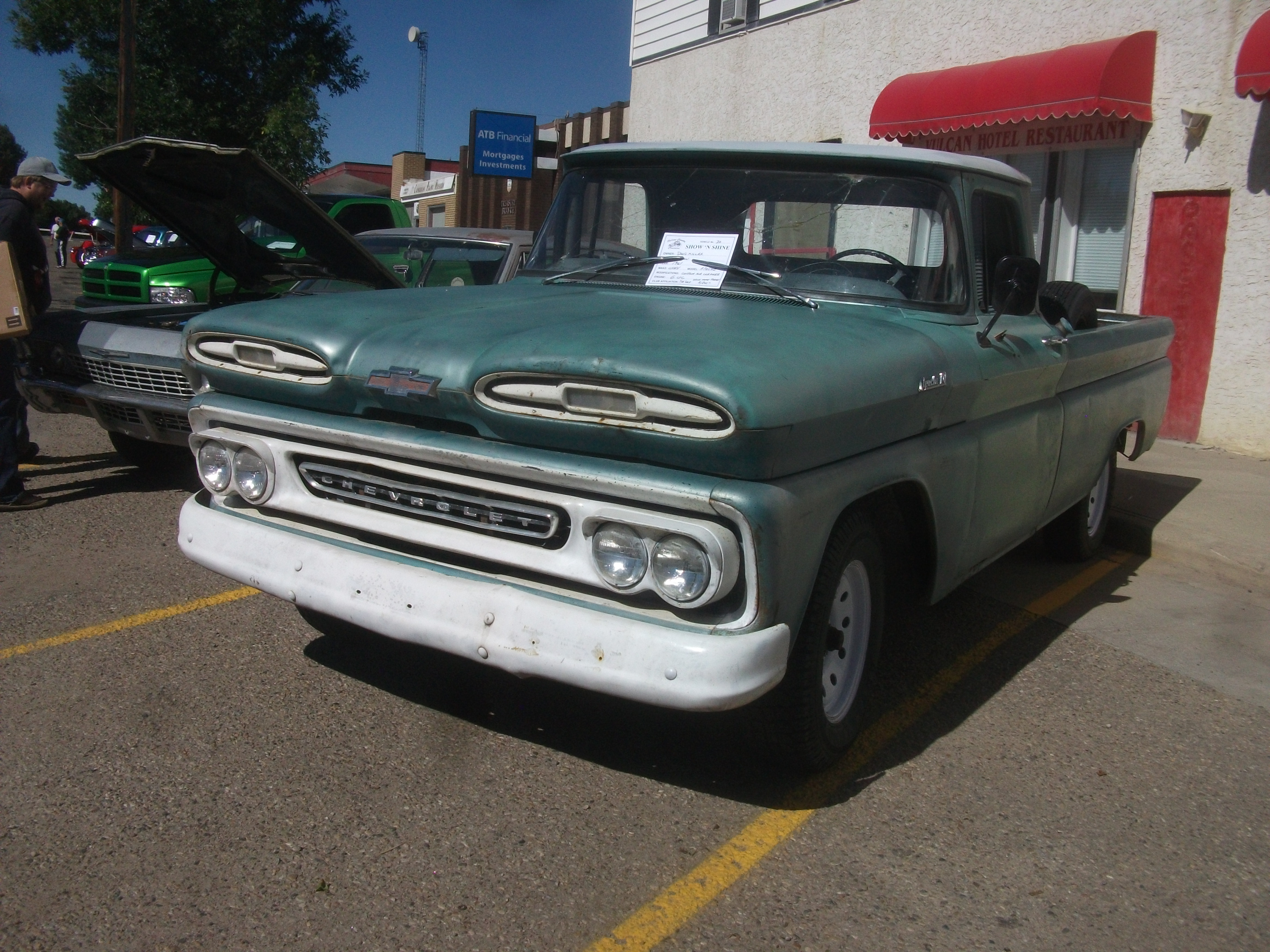 File1961 Chevrolet Apache Truck 7749554800 Wikimedia Commons 1961 Pick Up