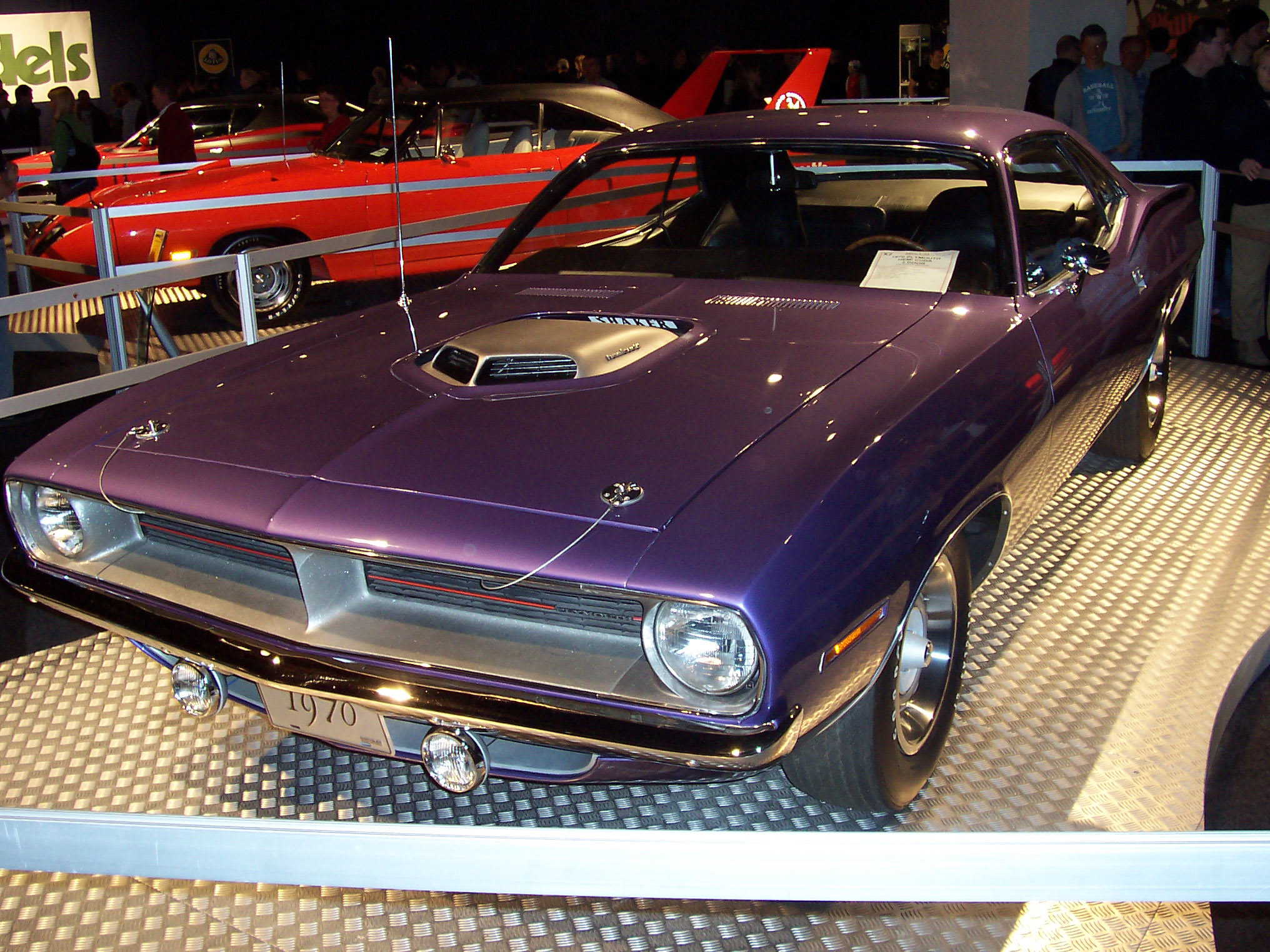 Image result for 1970 Plymouth Hemi-Cuda