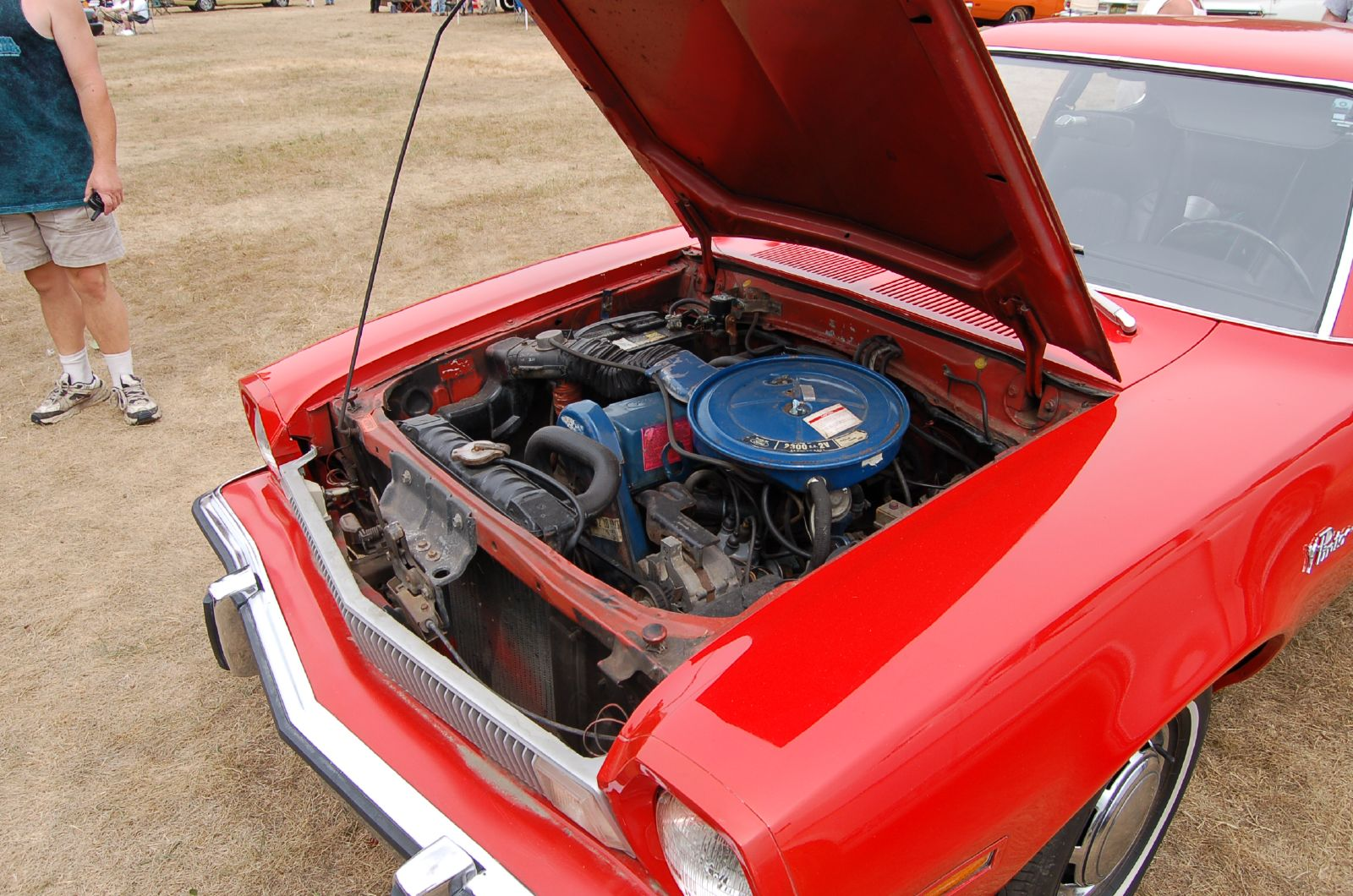 Ford Pinto Engine Wikipedia