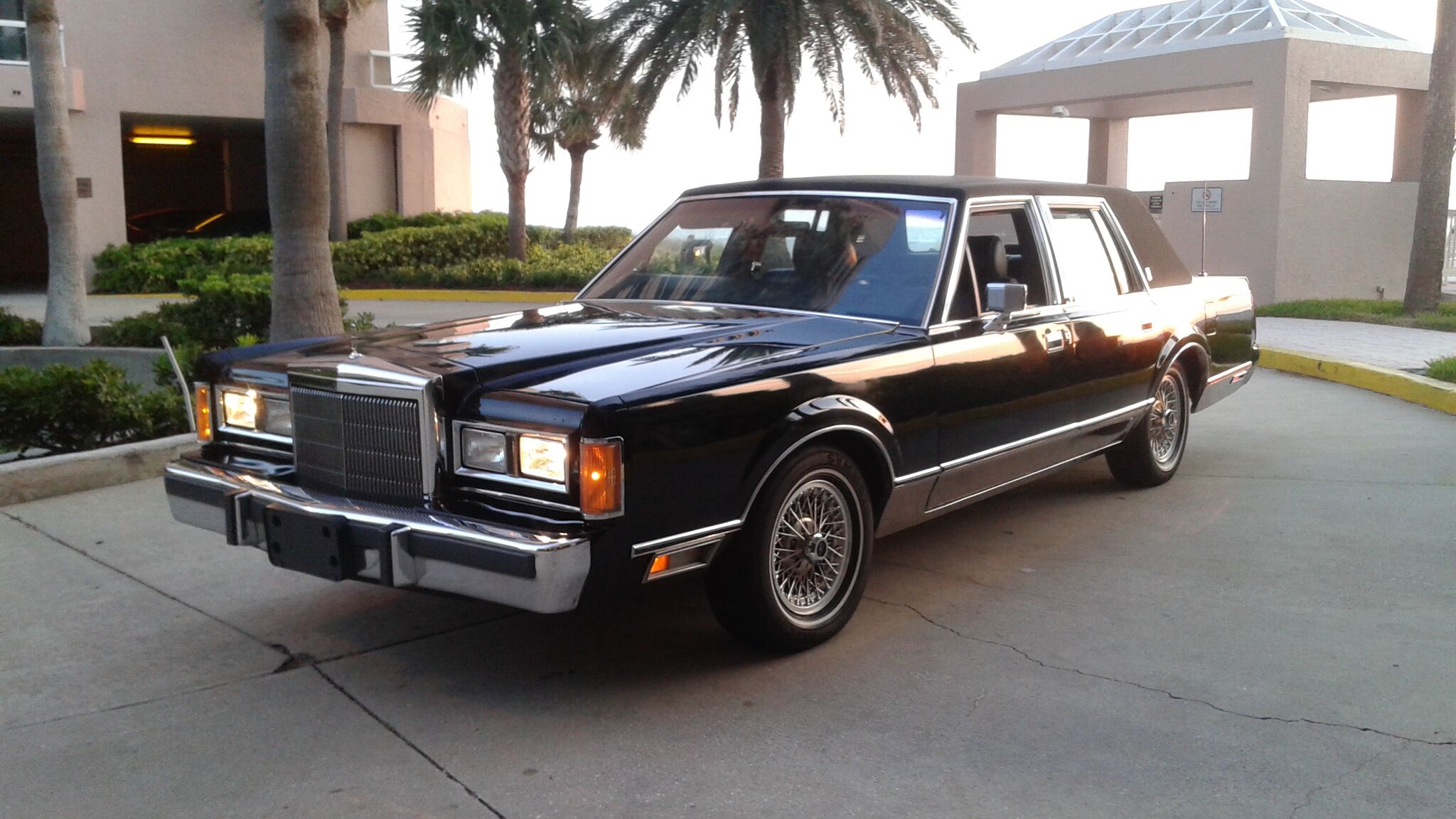 File 1989 Lincoln Town Car Jpg Wikipedia