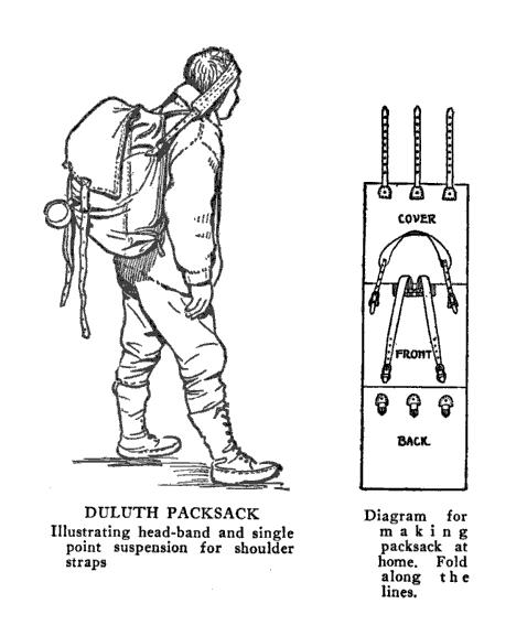19th century knowledge hiking and camping duluth pack sack.jpg