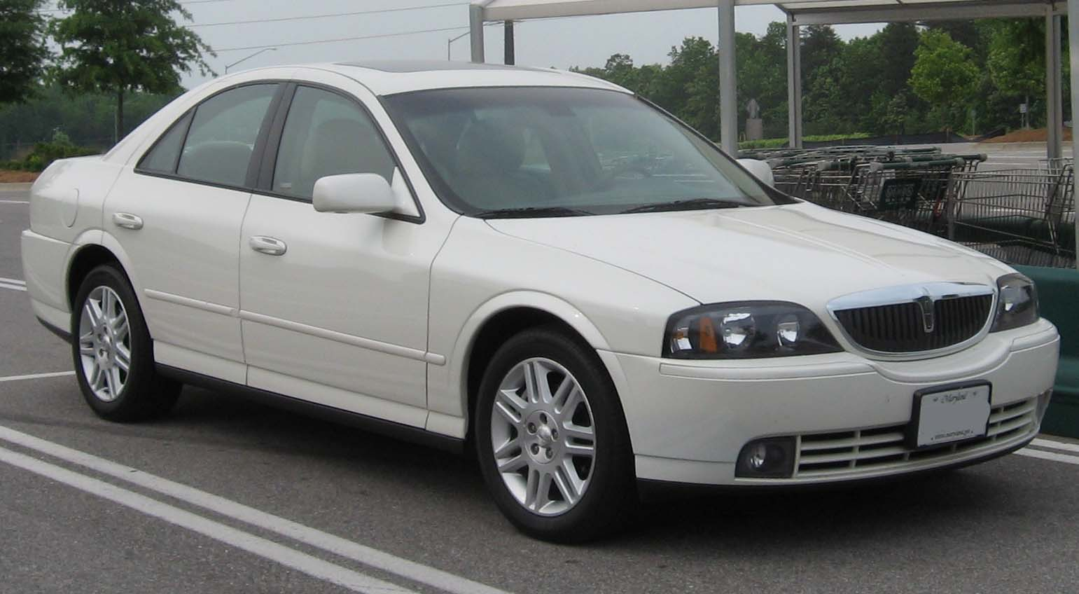 File 2003 05 Lincoln Ls Jpg Wikimedia Commons